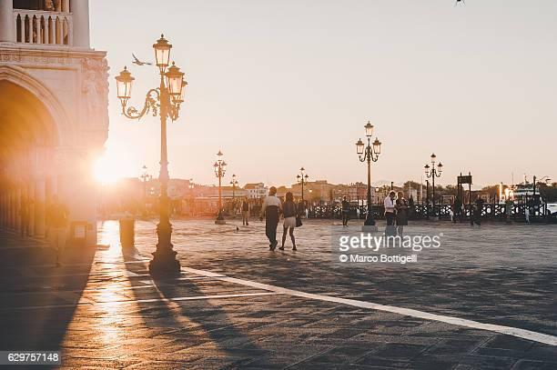 St Mark square, Venice, Veneto, Italy.