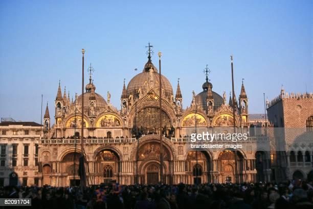 St Mark's Basilica in Venice Italy Photography 2005 [Markusdom in Venedig Italien Photographie 2005]