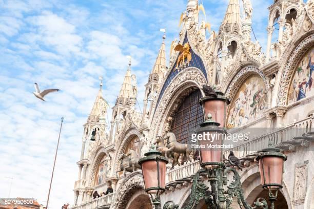 St. Mark's Basilica in Venice