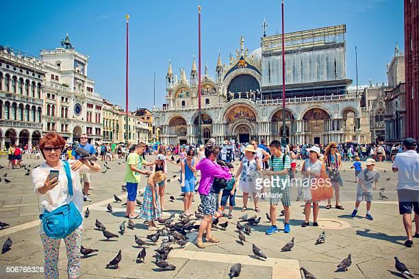 St Mark's Campanile, Venice