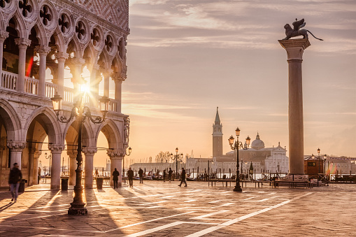 St. Mark's Square, Venice, Italy 913722652