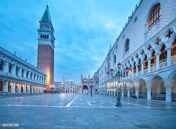 St Mark's Square , Venice
