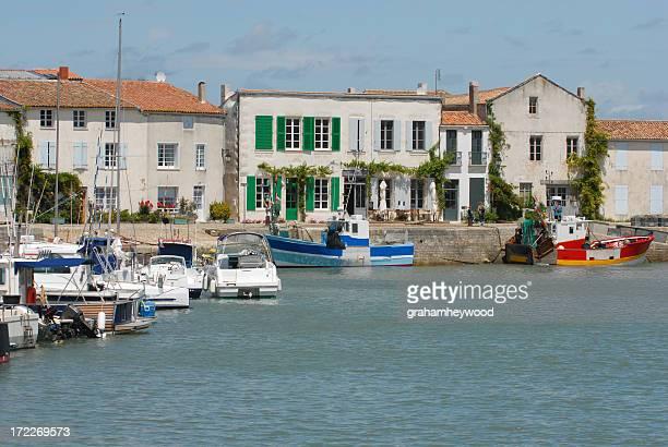 st martin de re, charentes-maritime - la rochelle stock pictures, royalty-free photos & images
