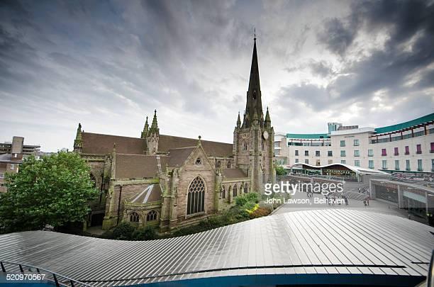 St Martin in the Bull Ring, Birmingham