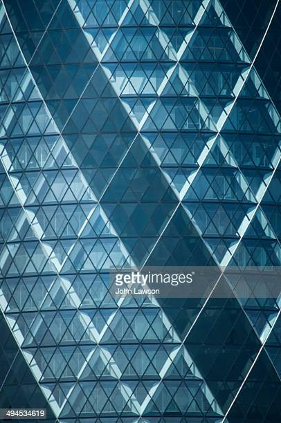 St Mary Axe is a skyscraper in London's main financial district the City of London completed in December 2003 and opened in April 2004