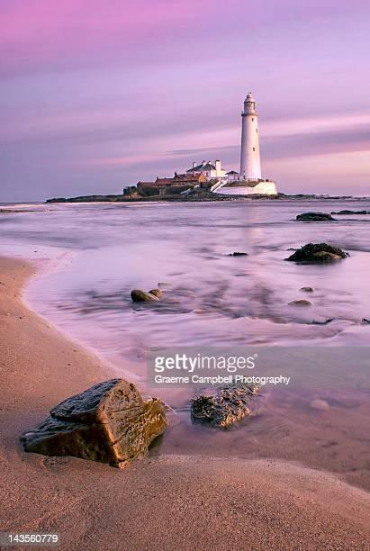St Mary Lighthouse