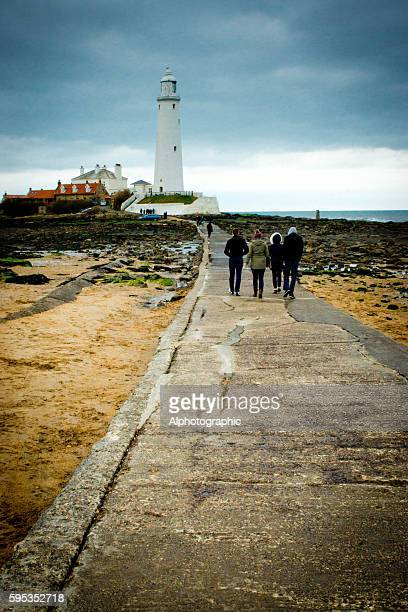 St Mary lighthouse