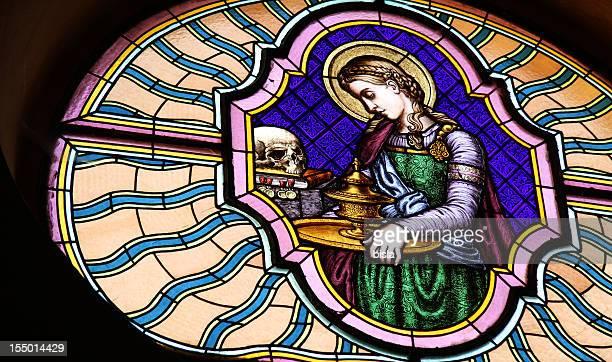 セントメアリーマグダレーン - メアリー マグダレーン ストックフォトと画像
