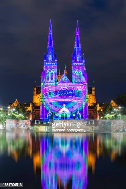 st mary's cathedral - 2016 stock pictures, royalty-free photos & images