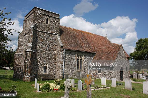 St Mary's Church, Capel-le-Ferne, Kent