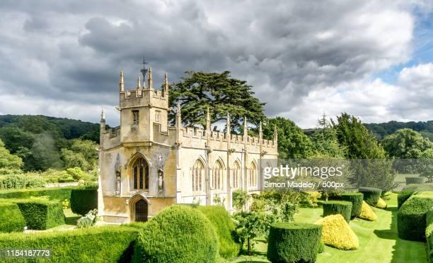 st mary's church, winchcombe - グロスターシャー ストックフォトと画像