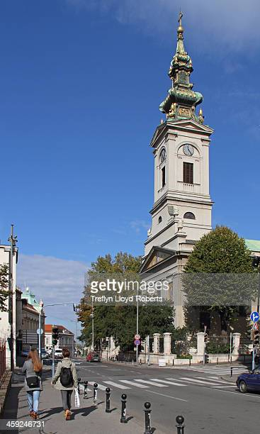 St Michael's Cathedral, Belgrade, Serbia
