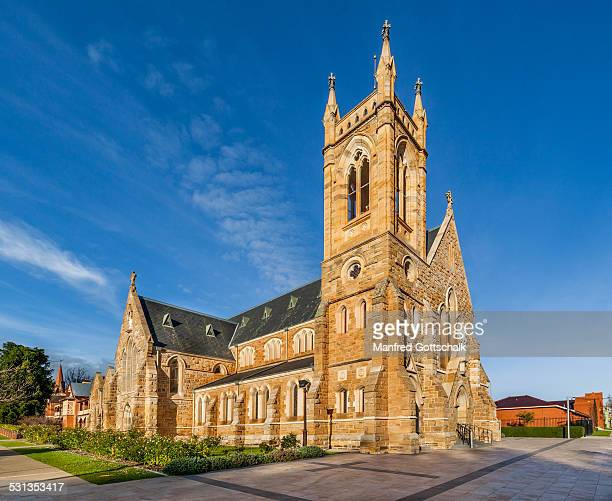 st. michael's cathedral wagga wagga - wagga wagga stock pictures, royalty-free photos & images