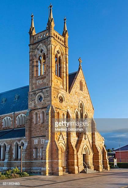 st. michael's cathedral wagga wagga - ワガワガ ストックフォトと画像