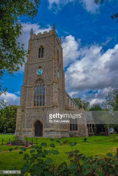 st michael's church - chert stock photos and pictures