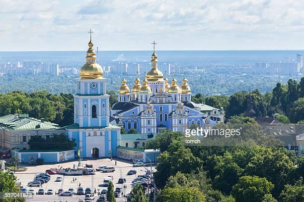 Monastère Saint-Michel, à Kiev