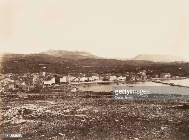 St Nazaire 1859 or after Albumen silver print from paper negative Image 32 x 43 cm Photographs ƒdouard Baldus