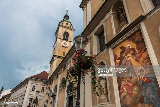 st. nicholas cathedral - st. nicholas cathedral stock pictures, royalty-free photos & images