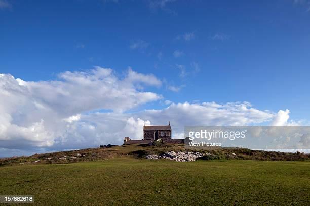 St Nicholas Chapel St Ives Cornwall Made Using Local Granite Rock N/A United Kingdom Architect