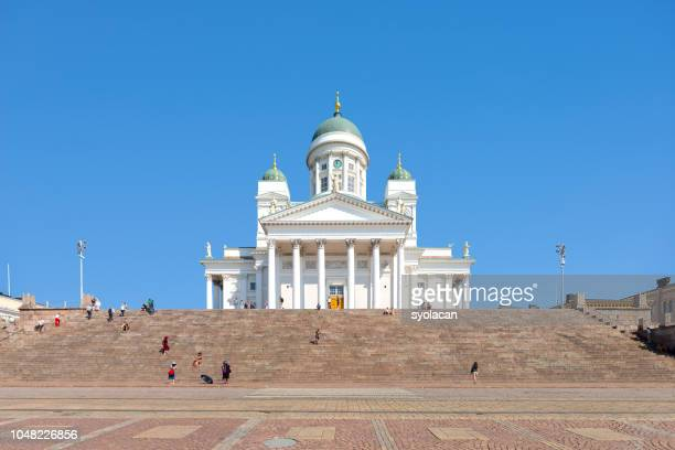 St. Nicholas Church at Senate Square, Helsinki