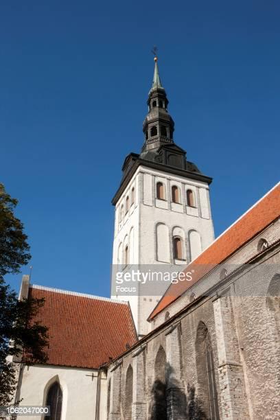 St Nicholas church in Tallinn.