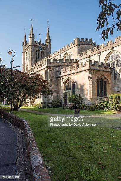 St Nicolas Church- Newbury.