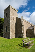 St Oswald's church, Castle Bolton, Wensleydale, North Yorkshire