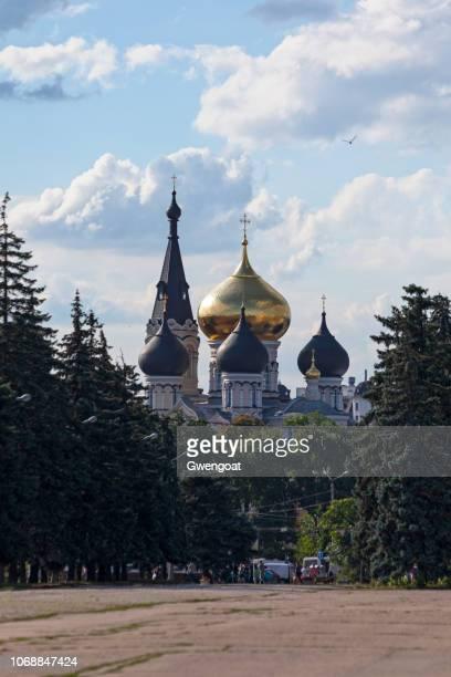 monasterio de san panteleimon en odessa - gwengoat fotografías e imágenes de stock