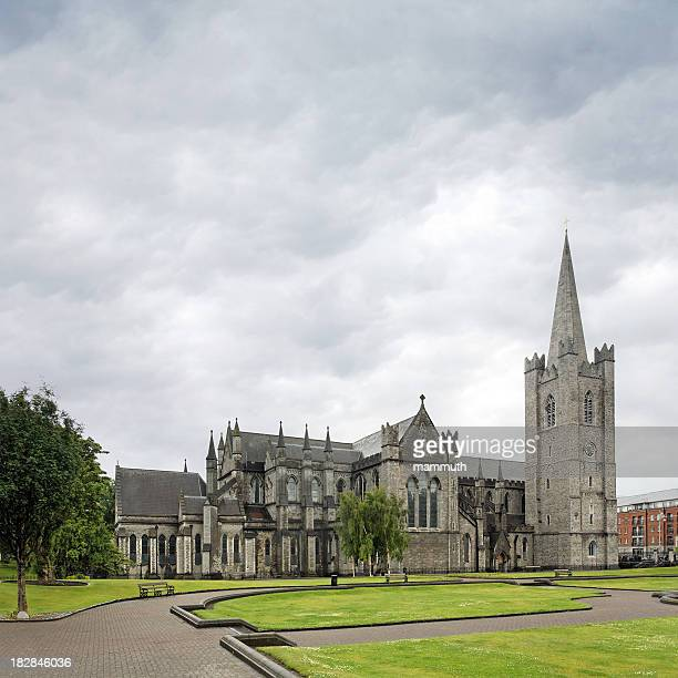 St. Patrick Cathedral in Dublin, Ireland