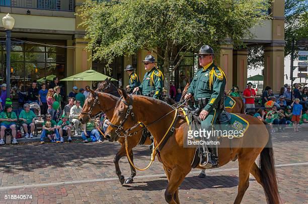 St Patrick Day Parade, USA