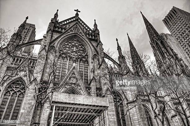 St Patrick's Cathedral in HDR