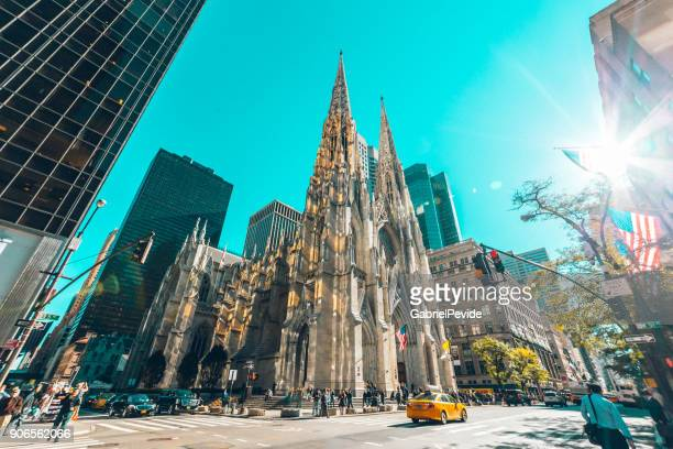 St Patrick's Cathedral Manhattan