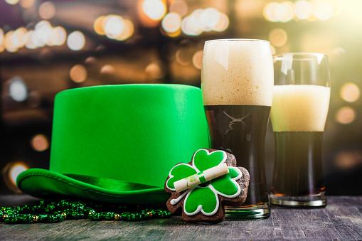 St Patricks Day background 1133543893