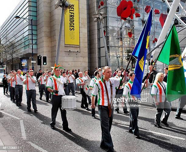 St Patricks Day band