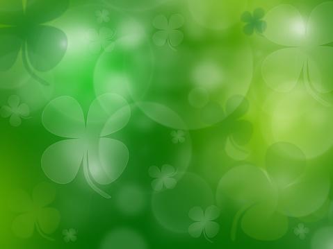 St. Patrick's Day celebration greeting card 925269366