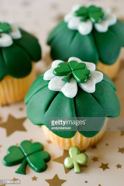 St. Patrick's Day Cupcakes 6
