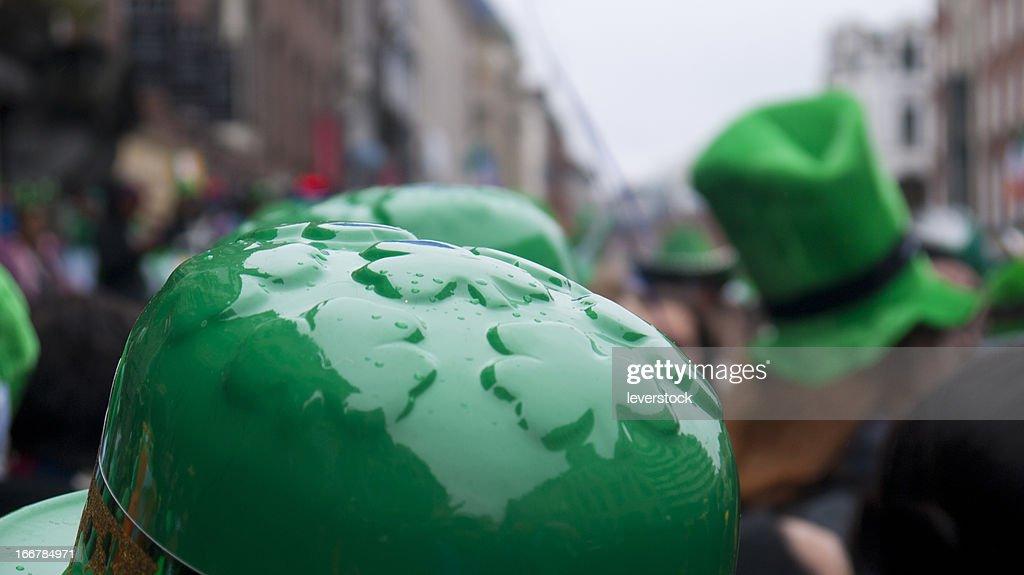 St. Patrick's Day Parade : Stock Photo