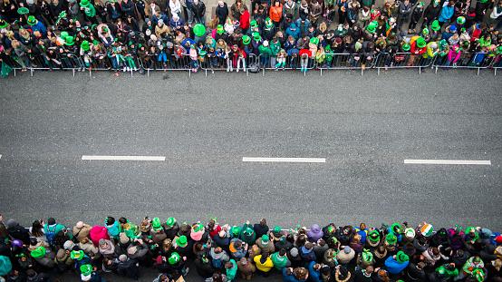 St. Patrick's Day Parade 471776644