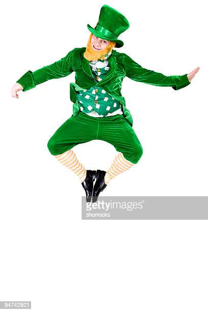 st. patrick's day - leprechaun stock pictures, royalty-free photos & images