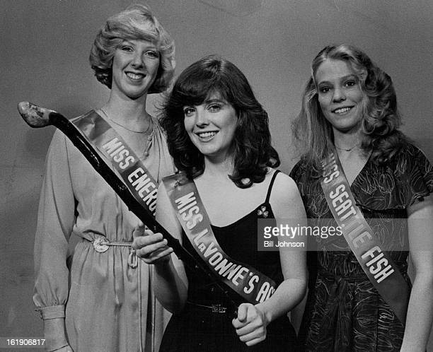 1980 MAR 13 1980 St Patrick's Day Royalty Redhaired Barbara Leahy center a 20yearold Colorado State university student will be crowned queen of the...