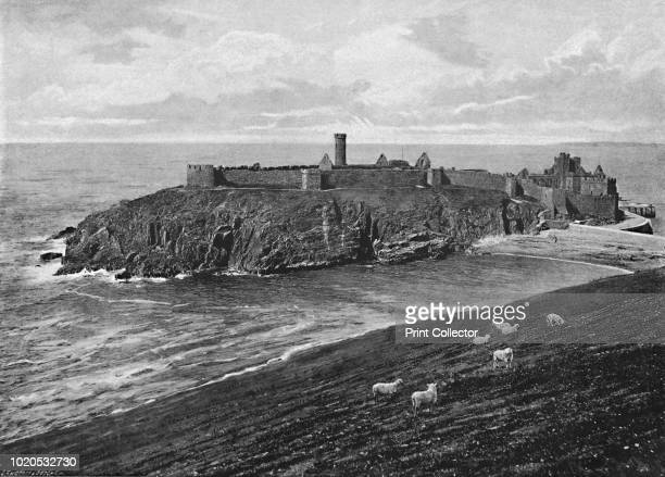 St Patrick's Island Peel Isle of Man' circa 1896 From Pictorial England and Wales [Cassell and Company Limited London Paris Melbourne circa 1896]...