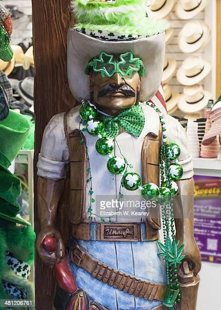 St. Patricks's Day decor