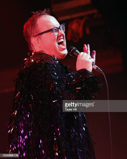 St Paul and the Broken Bones perform at Brooklyn Steel on October 4 2018 in New York City