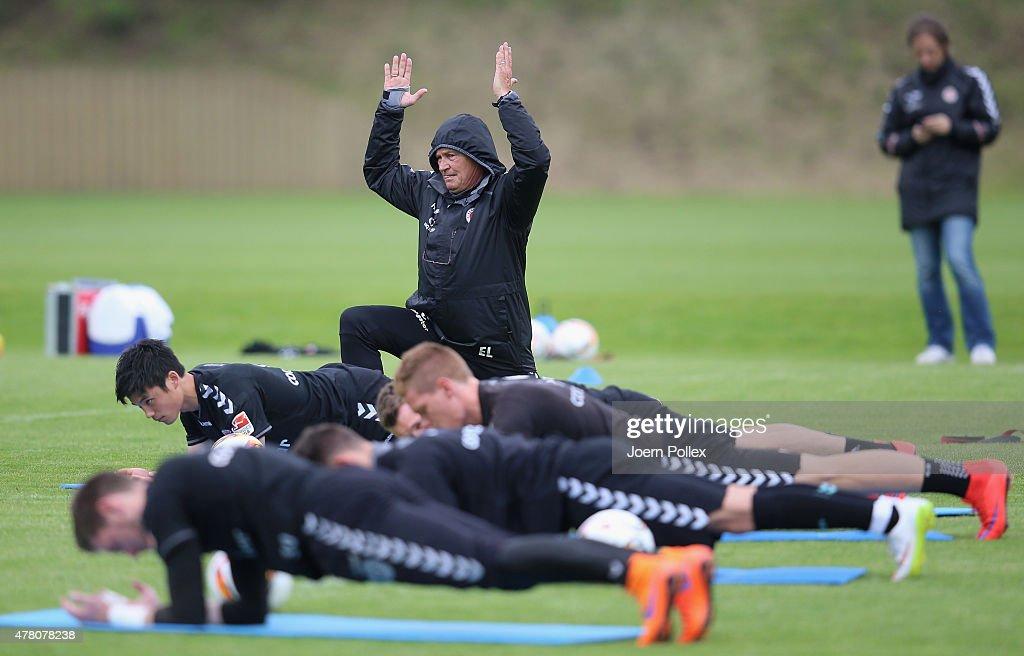 FC St. Pauli - Training Session