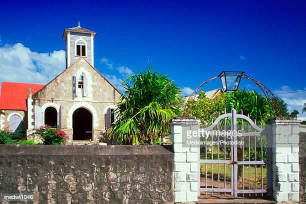 St. Paul's Anglican Church, Charlestown, Nevis, Caribbean