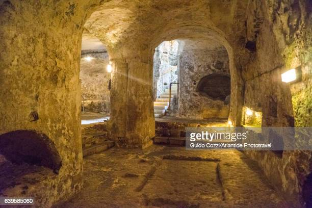 St. Paul's catacomb