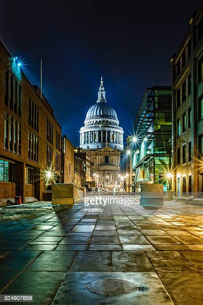 St. Paul's Cathedral in the City of London