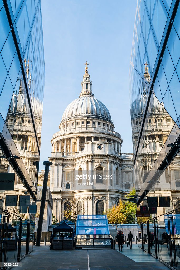 St. Paul's Cathedral, London : Stock Photo