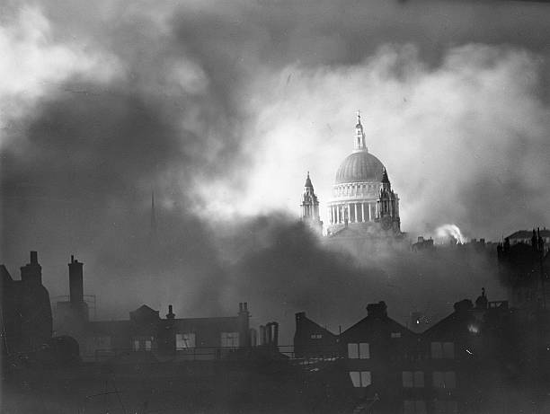 GBR: 29th December 1940 - The 'Second Great Fire of London'