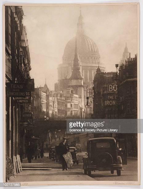 'St Paul's' London 1939